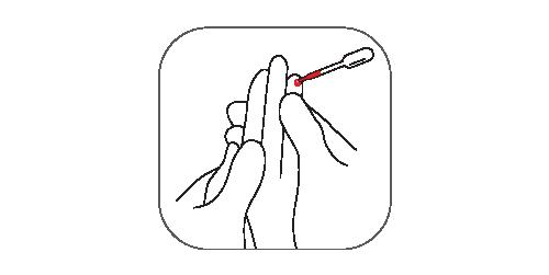 検体(血液)採取